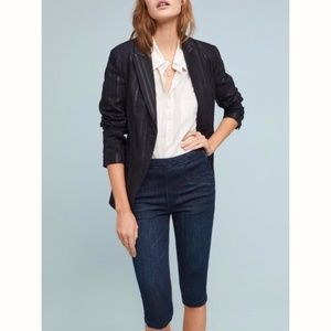 ANTHROPOLOGIE Pedal Pusher High Rise Jeans…